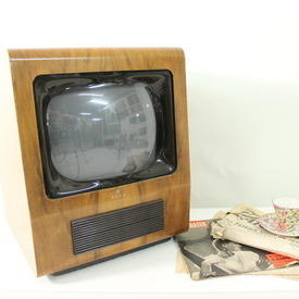 Some Of Our Radios And Tv's