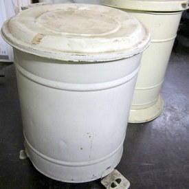 Medical Waste Bins 39cm High