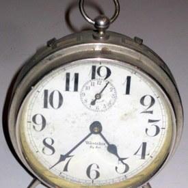 Alarm Clock 17cm High