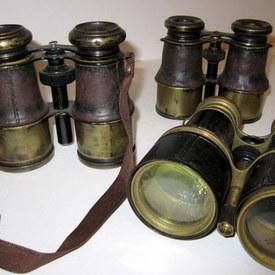 Binoculars 10cm, 11cm, 14cm Long