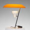 Black & Orange Shade Spotlight Model 548 Umbrella T.Lamp