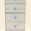 Steens Harry Wash & Blue 5 Drawer Narrow Chest