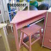 Candy Pink Corner Kiddies Table
