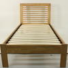 Pale Slat 3 Ft.Low End Beds Complete