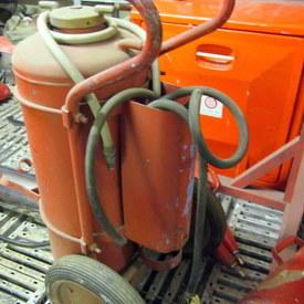 Fire Water Pump Cart