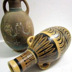 Amphoras 52cm To 59cm Long
