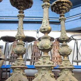 Roman Plinth 147cm High