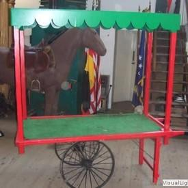 Costermonger's Cart & Canopy