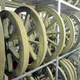 Wagon Cart Wheels