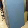 Carlton Pale Blue Office Screen