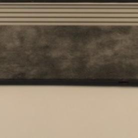 800 Desk Up Screens , Ali Toolrail Top, Tummel Fabric
