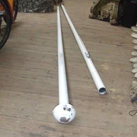 Ali Flag Pole