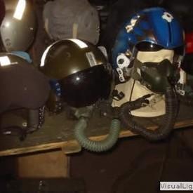 Pilots Helmets