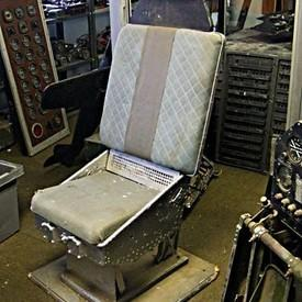 Aircraft Ejector Seat