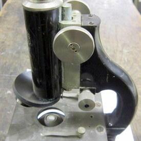 Vintage Microscope 32cm High