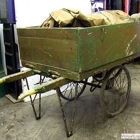 Boxed Hand Cart