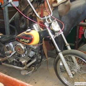 Harley Bike