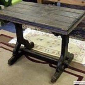 """Rustic Table, Farm Table"""