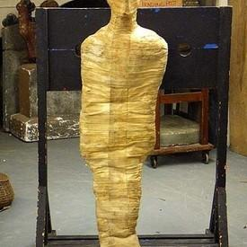 Mummy Wrapped in Bandages