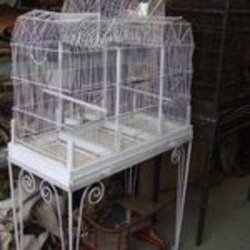 Bird Cage Item