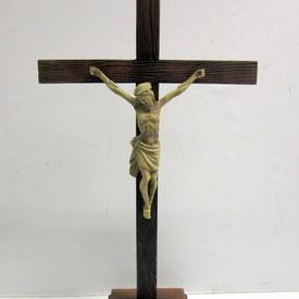 Free Standing Crucifix 78cm High