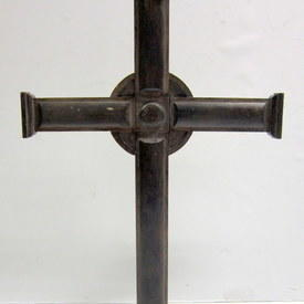 Free Standing Wooden Cross 60cm High