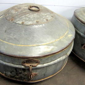 Military Canteen Pots With Lids 33cm Diameter