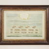 47 Cm X 62 Xm Mottled And Gilt Decor Frame Coloured Battle Print