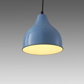 Pale Blue ''Clerkenwell'' Hanging Lamp