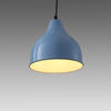 "Teal Blue ""Clerkenwell"" Pendant Light"