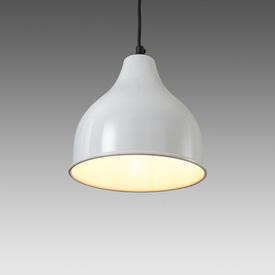 White ''Clerkenwell'' Hanging Lamp
