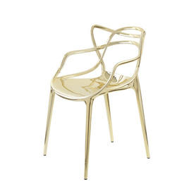 Gold ''Masters'' Dining Chair