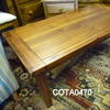 115cm X 60cm Whiskey Cherrywood Rectangular Coffee Table