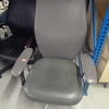 Mariani Grey Hide Delphi Executive Chair