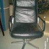 Black & Steel Old Style Mastermind Chair