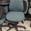 Herman Miller Green Fabric Occasional Typist Chair