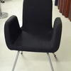 Ikea Dk Grey  Fabric 4 Leg Tub Chair