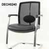 Black Fabric & Mesh Low Back Executive Elbow Visitors Chair