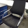 Black And Chrome Wilkhahn 'graph' Highback Conference Chair
