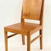 Planked Teak Garden/ Dining Chair  (50s)