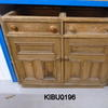 Antique Pine 1000 Base  Unit