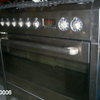 Baumatic S/S 900 Theatre 5 Ring Single Oven Range
