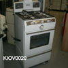 Parkinson Autoprice White Gas Cooker