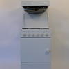 Flavel Or Leisure White Eye Level Grill Gas Cooker