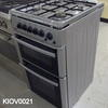 50's Style 4 Ring Belling Classic Electric Cooker
