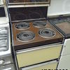 Brown & Cream Belling 4 Ring Electric Cooker