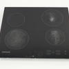 Ceramic Touch Top Control Inset Hob