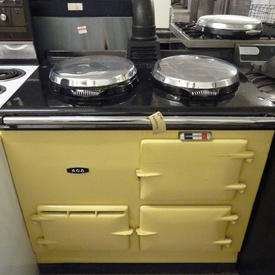 Aga Cream Range 2 Oven Cooker