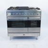 S/Steel Britannia 2 Door Range Cooker