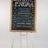 4' X 3' Framed Blackboard
